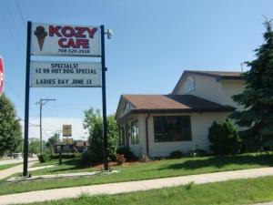 * Kozy Cafe w Palos Hills