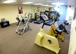 6700 S Brainard exercise room